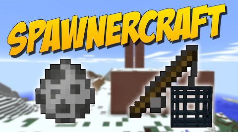 94efa  SpawnerCraft Mod [1.10.2] SpawnerCraft Mod Download