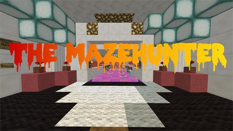 9a1d1  The Maze Hunter Map [1.10] The Maze Hunter Map Download