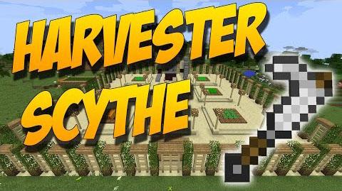 d58b1  Harvester Scythe Mod [1.10.2] Harvester Scythe Mod Download