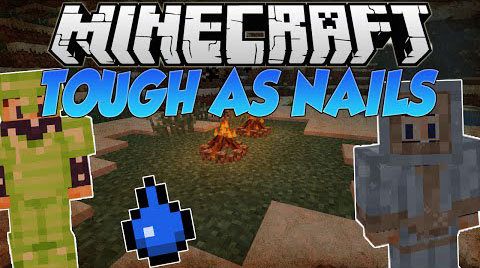 e92c0  Tough As Nails Mod [1.10.2] Tough As Nails Mod Download