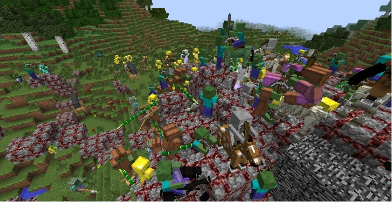 f84a9  Monsters Regular Army Mod 4 [1.7.10] Monsters Regular Army Mod Download