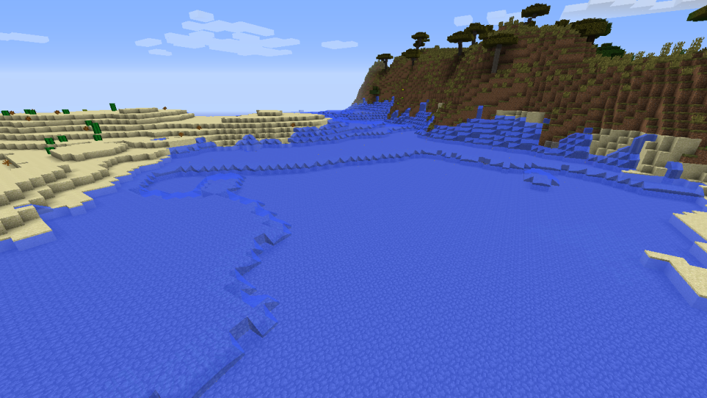 Hot Water Biome