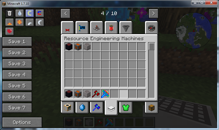 2436c  Resource Engineering Mod 4 [1.7.10] Resource Engineering Mod Download