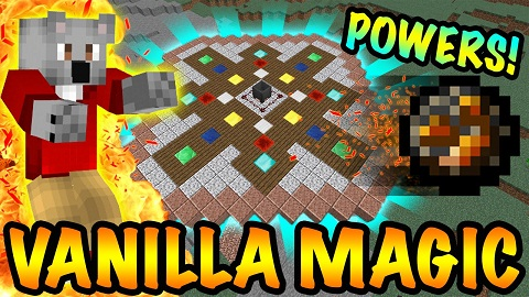 30ce3  Vanilla Magic Mod [1.10.2] Vanilla Magic Mod Download