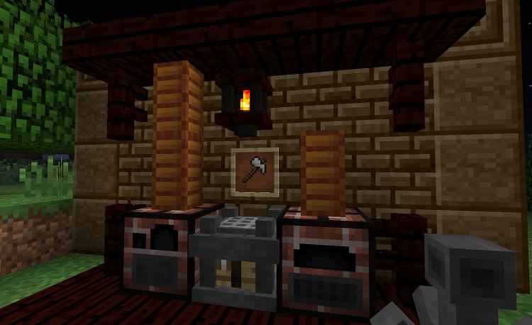 33334  Metalforge Mod 1 [1.7.10] Metalforge – The Blacksmith Mod Download