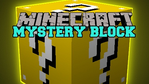 37c49  Mystery Blocks Mod [1.10.2] Mystery Blocks Mod Download