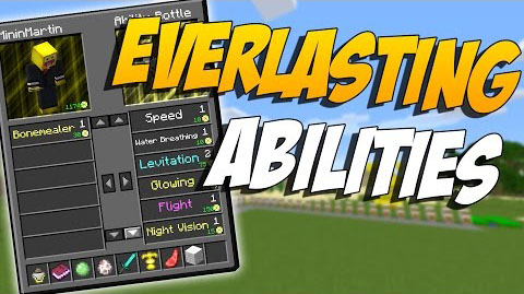 39de4  Everlasting Abilities Mod [1.10.2] Everlasting Abilities Mod Download