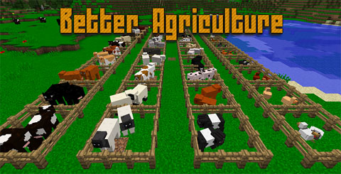 3ea87  Better Agriculture Mod 1 [1.10.2] Better Agriculture Mod Download