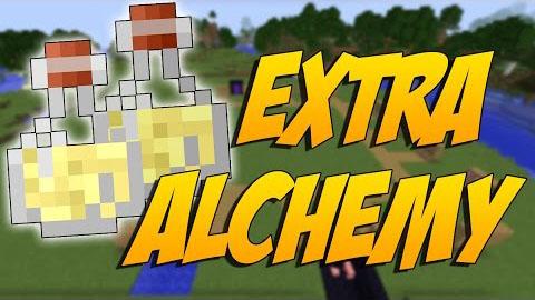 8b49b  Extra Alchemy Mod [1.10.2] Extra Alchemy Mod Download