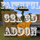 [1.9.4/1.9] [32x] Faithful 3D Add-On Texture Pack Download