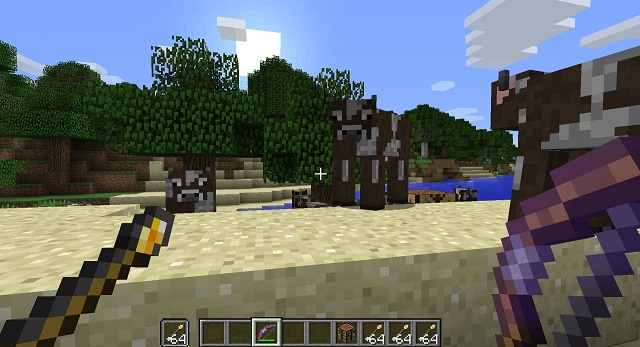 92952  TorchArrowsMod2 [1.10.2] Torch Arrows Mod Download