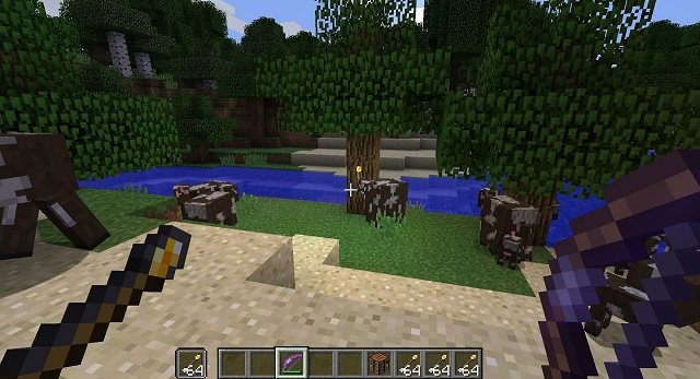92952  TorchArrowsMod4 [1.10.2] Torch Arrows Mod Download