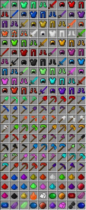 94f7f  gems mod 3 295x720 [1.9.4] Gems+ Mod Download
