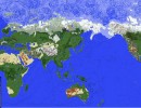[1.10] Minecraft Complete Earth Map Download