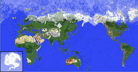 1.10] Minecraft Complete Earth Map Download | Minecraft Forum