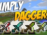 [1.7.10] Simply Daggers Mod Download
