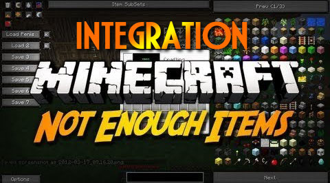 a3d37  NEI Integration Mod [1.7.10] NEI Integration Mod Download