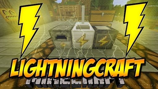 a5fdd  LightningCraft Mod [1.8.9] LightningCraft Mod Download