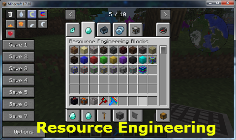 b38e7  Resource Engineering Mod [1.7.10] Resource Engineering Mod Download
