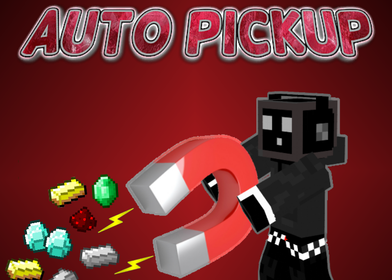 1 12 2] Auto Pickup Mod Download | Minecraft Forum