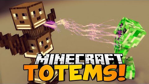 e1977  Mob Totems Mod [1.11.2] Mob Totems Mod Download