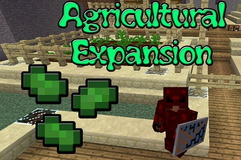 016d9  Agricultural Expansion Mod [1.10.2] Agricultural Expansion Mod Download
