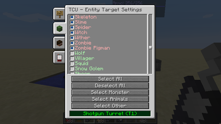 1158c  Turret Rebirth Mod 6 [1.9.4] The Rebirth of Turret Mod Download
