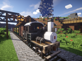 [1.7.10] Traincraft Mod Download
