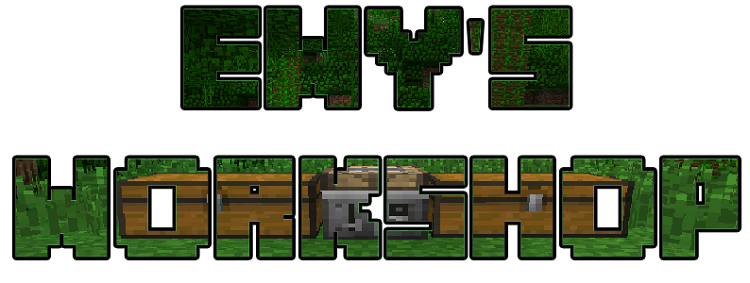 27d5e  Ewys Workshop Mod [1.7.10] Ewy's Workshop Mod Download