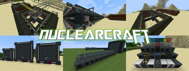 32486  NuclearCraft Mod [1.7.10] NuclearCraft Mod Download