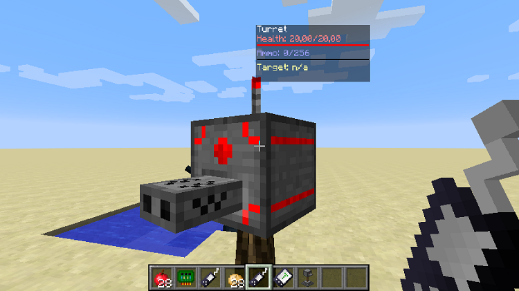 5271a  Turret Rebirth Mod 13 [1.9.4] The Rebirth of Turret Mod Download