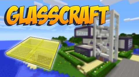 80e5b  Glasscraft Mod [1.10.2] Glasscraft Mod Download