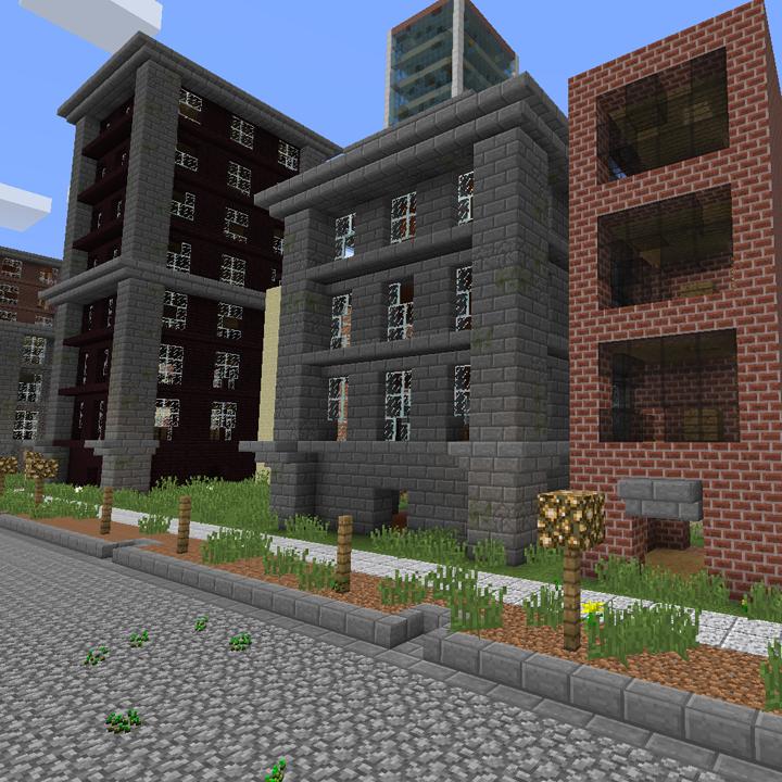 Kết quả hình ảnh cho Dooglamoo Cities Mod 1.10.2