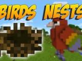 [1.7.10] Birds Nests Mod Download