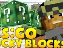[1.8.9] CS:GO Lucky Block Mod Download