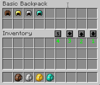 Iron Backpacks Mod Upgrades 1