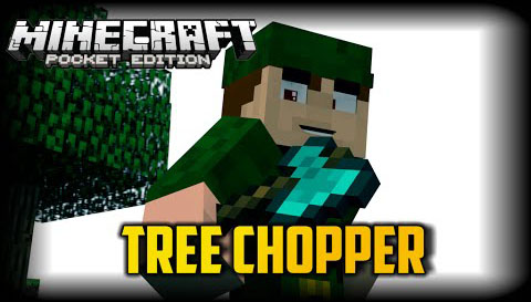 a0e14  Tree Chopper Mod [1.10.2] Tree Chopper Mod Download