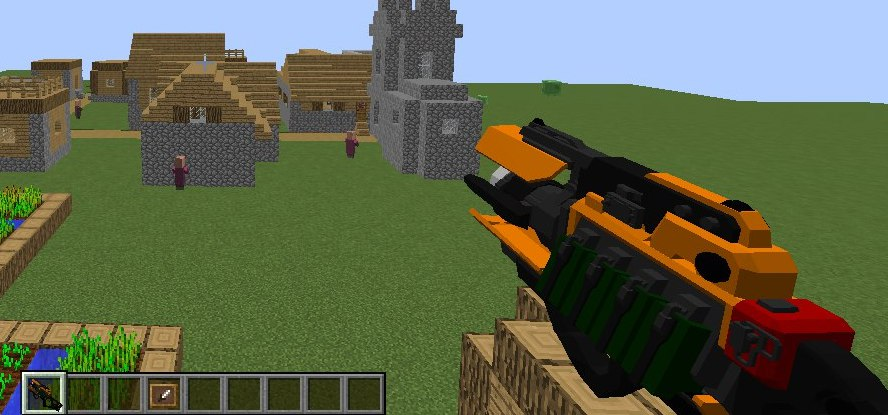 a834c  Extraordinary Weapons Mod 11 [1.10.2] Extraordinary Weapons Mod Download