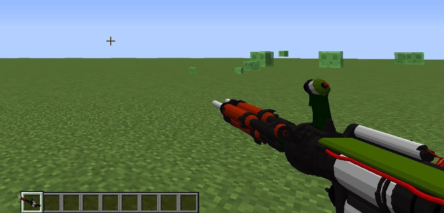 a834c  Extraordinary Weapons Mod 9 [1.10.2] Extraordinary Weapons Mod Download