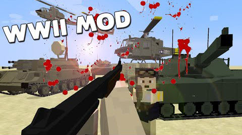 a8e58  Call to Battle The WWII Mod [1.7.10] Call to Battle – The WWII Mod Download