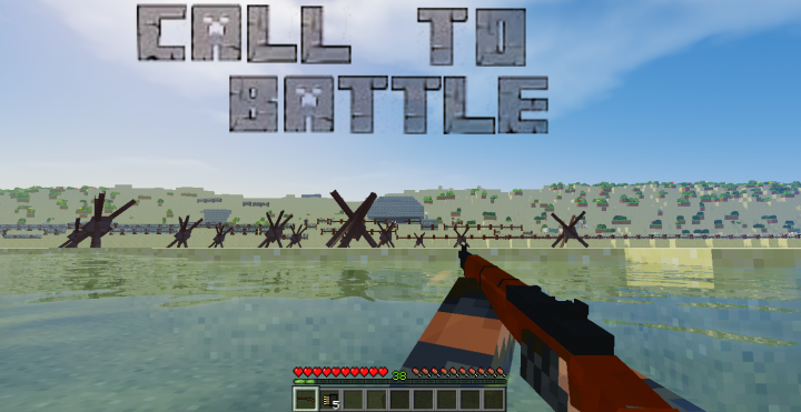 a8e58  logo10433245 [1.7.10] Call to Battle – The WWII Mod Download