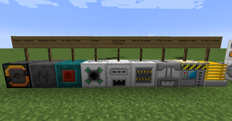 c2f41  Futurepack Mod 7 [1.8.9] Futurepack Mod Download