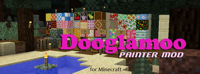 d9610  Dooglamoo Painter Mod 1 [1.10.2] Dooglamoo Painter Mod Download