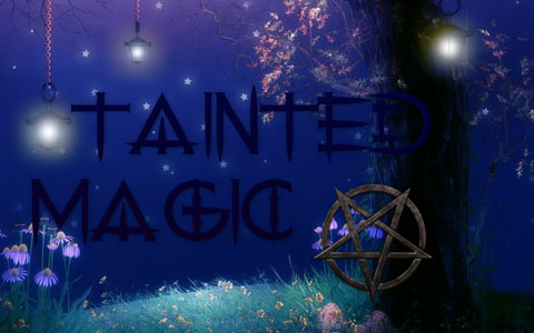 Tainted Magic Mod