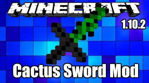 Cactus Sword Mod