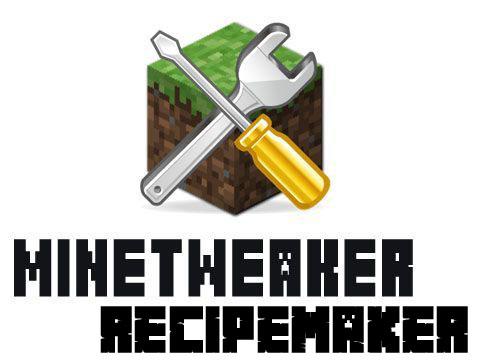 MineTweaker RecipeMaker Mod