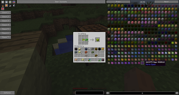 2a4c0  MoreDyes [1.7.10] MoreDyes Mod Download