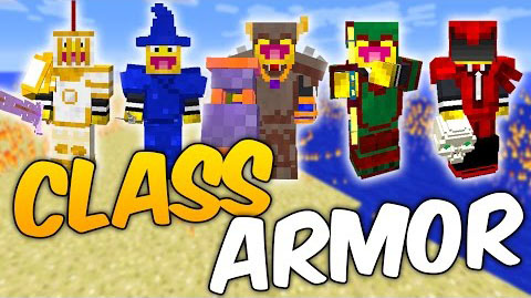 Class Armor Mod