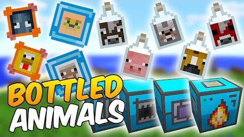 Bottled Animals Mod
