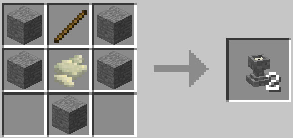 560ad  ATLCraft Candles Mod Recipes 15 [1.10.2] ATLCraft Candles Mod Download